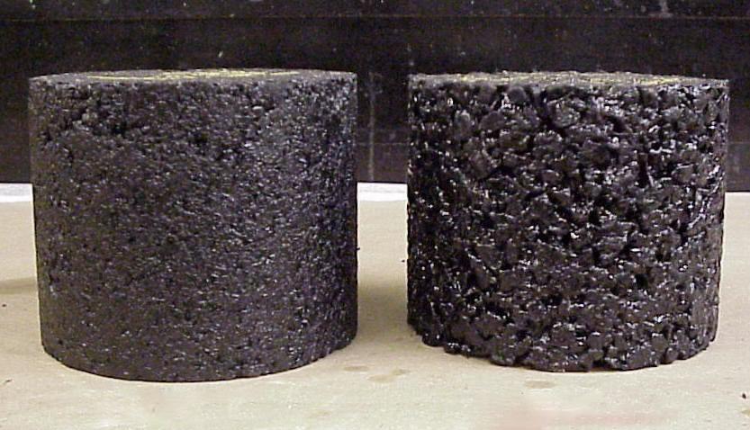 типы асфальтно бетонных смесей
